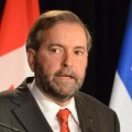 Parallèlement à sa carrière d'avocat, Thomas Mulcair avait enseigné au Collège St. Lawrence, à l'Université du Québec à Trois-Rivières et à l'Université Concordia. Il a fait le saut en politique en 1994. (Photo: Flickr | Jonathan Allard)