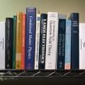 L'étudiant Guillaume Laplante-Anfossi remarque que dans ses cours, 40% des livres obligatoires sont écrits en anglais.  (Photo: Flickr.com | Lenore Edman)