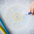 Le coloriage pour adulte est souvent associé à tort à l'art-thérapie. (Photo : Benjamin Parinaud)