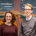 Elisabeth et Vincent se présenteront tous deux à la prochaine élection provinciale dans des circonscriptions traditionnellement libérales. (Photo: Benjamin Parinaud)