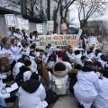 Le rassemblement a réuni des étudiants de différentes universités à travers le Québec. (Photo: Courtoisie CRAIES)