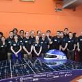 L'équipe derrière la conception d'Esteban 9 (Photo: Félix Lacerte-Gauthier)