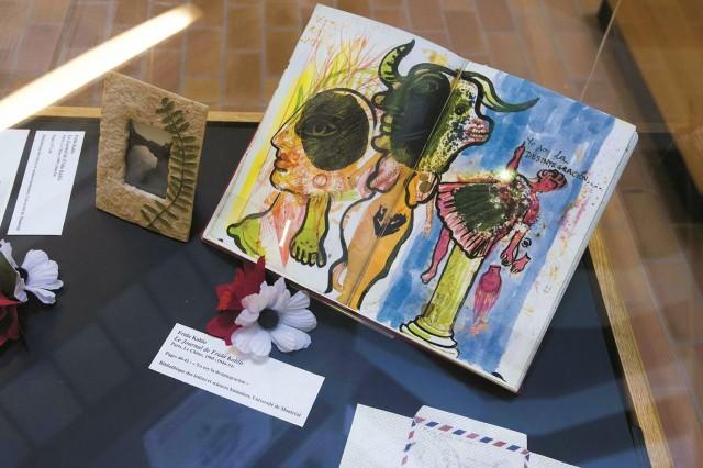 Le journal de Frida Kahlo a été rédigé entre 1944 et 1954 et publié seulement en 1994, ce qui explique pourquoi les critiques ne s'étaient pas intéressés à son œuvre. (Crédit photo: Romeo Mocafico)