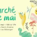 Le Marché de mai revient pour une quatrième édition. (Crédit photo : Facebook.com I On sème)