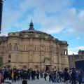 L'Université d'Édimbourg est celle qui accueille le plus d'étudiants en Écosse. (Crédit photo : Wikimedia Commons I Stinglehammer)