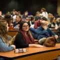 Au Québec, les universités ne sont pas tenues d'avoir une politique encadrant la liberté d'expression sur leur campus. Crédit photo : archive Quartier Libre.