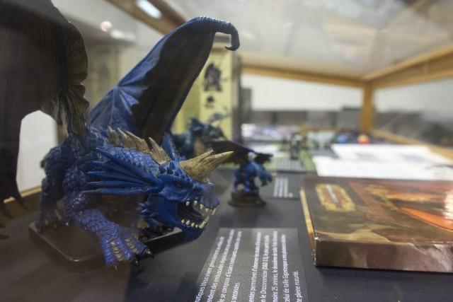 Le jeu de rôle sur table le plus connu à travers le monde est Donjons & Dragons. (Crédit Romeo Mocafico)
