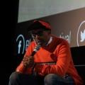 Le réalisateur Spike Lee est venu présenter son nouveau fil BlacKkKlansman, récompensé du Grand Prix du Festival de Cannes. Crédit Alpha Coulibaly