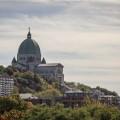 Le projet d'aménagement du dôme de la basilique est estimé à 13,5 millions de dollars. (Crédit : Benjamin Parinaud)
