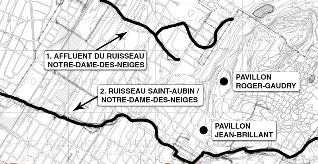 Carte selon les données de Valérie Mahaut.