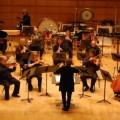 Le Nouvel Ensemble Moderne est un des ensembles en résidence à l'UdeM (Courtoisie NEM)