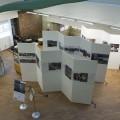 L'espace d'exposition se situe au rez-de-chaussée de la BLSH. Crédit Romeo Mocafico