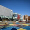 La bibliothèque Marc-Favreau est issue  d'un concours d'architecture organisé en  2010. « C'est un très bon exemple d'intégration de l'art à l'architecture, indique  Philippe Poullaouec-Gonidec.Le projet  est construit depuis plusieurs années et il  mérite le détour. »