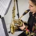 Les répétitions du concert  ont débuté à la mi-septembre. (Photo : Benjamin Parinaud)