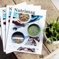 Le magazine propose une majorité de recettes végétariennes et végétaliennes. Photo : Courtoisie Catherine Lemieux.