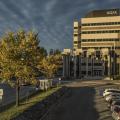 L'Université du Québec à Chicoutimi (UQAC) est l'établissement ayant touché le plus gros montant parmi les prestataires, soit 2,1 millions $. Crédit photo : courtoisie UQAC.