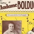 Les chansons de La Bolduc, l'auteure-compositrice-interprète du début du 20e siècle, sont une référence du mouvement ti-pop. (crédit photo : Bibliothèque et archives du Canada)