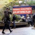 L'appel d'une grève pour le climat a été faite le 8 février dernier à l'UQAM. Crédit photo : Zacharie Routhier / Archives QL.