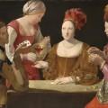 Le tableau Le tricheur à l'as de carreau peint par Georges de La Tour est considéré comme un chef-d'œuvre de la peinture française. Il est exposé au musée du Louvre qui dépense une somme record pour son acquisition en 1972. (Crédit photo : Wikimedia Commons I eAHsvdrPzFNGFQ)
