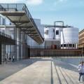 L'étudiant Anthony Harvey a imaginé un hôtel-boutique ainsi qu'un restaurant dans les silos de la brasserie (Courtoisie Anthony Harvey).