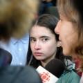L'instigatrice de Pour le futur Montréal, Sara Montpetit. (Crédit photo : Zacharie Routhier)
