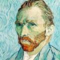 Autoportrait, Vincent van Gogh (1889)