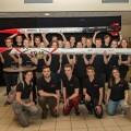 Oronos est une équipe multidisciplinaire, composée d'étudiants de Polytechnique Montréal et dont l'objectif principal est de concevoir, fabriquer et opérer des fusées haute puissance. (Crédit photo : Courtoisie Polytechnique Montréal)
