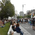 Les Francofolies de Montréal se tiennent du 14 au 22 juin. (Crédit photo : Wikimedia Commons I Jeangagnon)