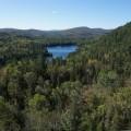 Le parc régional de la Forêt Ouareau recouvre environ 150 km2. (Crédit photo : flickr.com I Axel Drainville)