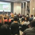 Le 19 septembre dernier s'est tenu le panel « Au-delà du vote — le pouvoir des jeunes », ou des jeunes engagés ont dialogué avec des décideurs politiques et économiques. Photo : Courtoisie Oxfam Québec