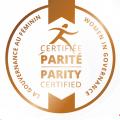Polytechnique Montréal a obtenu la médaille de bronze de la Certification parité. Courtoisie : Polytechnique Montréal.