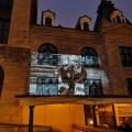 Le vendredi 18 octobre s'est tenu la 30e édition de la Nuit des sans-abri, un événement de solidarité envers les personnes en situation d'itinérance, organisé dans une trentaine de villes du Québec. Crédit photo : Mathilde Bombardier