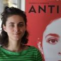 L'actrice Nahéma Ricci a fait plusieurs cours de théâtre au secondaire et au CÉGEP, mais aucune formation spécifique au cinéma. Photos : Louis-Philip Pontbriand
