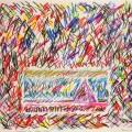 La toile Coffee Thyme de l'artiste Sam Gilliam a servi de barême pour cette étude sociologique et pour le Vox populi.