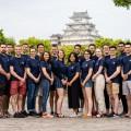 Selon Laurent Montreuil, cette année le Japon a été choisi pour tout un florilège de raisons, son statut de pays hôte des prochains Jeux olympiques (JO) 2020 en est une. Crédit Photo : Poly-Monde 2019