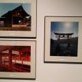 Les photographies présentent des éléments du patrimoine bâti du Japon. Crédit photo: Marc Boulanger